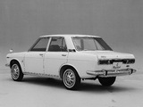 Datsun Bluebird 4-door Sedan (510) 1967–72 wallpapers