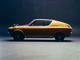 Datsun Cherry X-1 Coupe (E10) 1971–74 photos