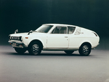 Pictures of Datsun Cherry X-1R Coupe (E10) 1973–74