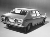 Pictures of Nissan Cherry F-II 4-door Sedan (F10) 1974–78