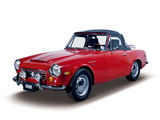 Datsun Fairlady 1600 (SP311) 1965–70 images