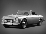 Datsun Fairlady 2000 (SR311) 1967–70 photos