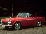 Datsun Fairlady 2000 (SR311) 1967–70 wallpapers