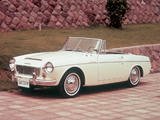 Photos of Datsun Fairlady 1500 (SP310) 1962–65