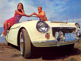 Pictures of Datsun Fairlady 2000 (SR311) 1967–70
