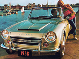 Datsun Fairlady 2000 (SR311) 1967–70 wallpapers