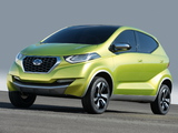 Datsun redi-GO Concept 2014 wallpapers