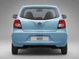 Images of Datsun GO 2014