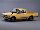 Datsun Pickup King Cab JP-spec (720) 1979–85 photos