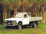 Datsun Pickup 4WD Cab Chassis AU-spec (720) 1980–85 images