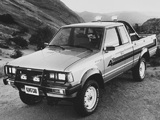 Datsun Pickup 4WD King Cab JP-spec (720) 1980–85 photos