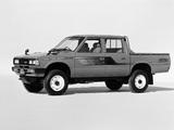 Datsun Pickup 4WD Double Cab JP-spec (720) 1983–85 pictures