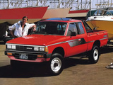 Images of Datsun Pickup 4WD King Cab JP-spec (720) 1980–85