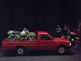 Pictures of Datsun Pickup Regular Cab JP-spec (720) 1979–85