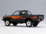 Pictures of Datsun Pickup 4WD Regular Cab JP-spec (720) 1980–85