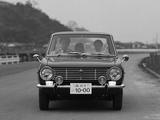 Datsun Sunny 2-door Sedan (B10) 1966–70 images
