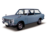 Datsun Sunny 2-door Sedan (B10) 1966–70 photos