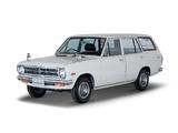 Datsun Sunny Van (VB110) 1970–73 pictures