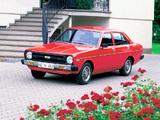 Datsun Sunny Sedan (B310) 1978–80 pictures