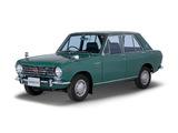 Pictures of Datsun Sunny 4-door Sedan (B10) 1967–70