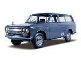 Datsun LightVan (V521) 1968–72 images