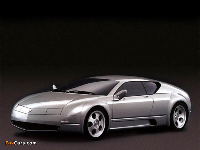 De Tomaso Pantera Prossima Generazione Concept 2000 images (640 x 480)