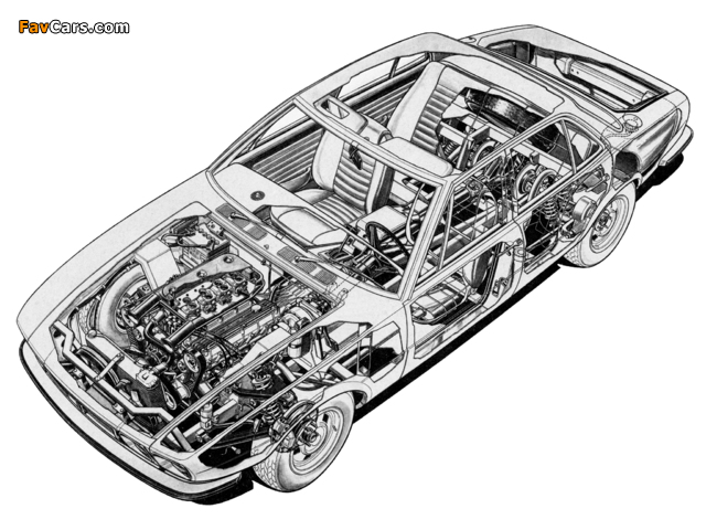 Pictures of De Tomaso Deauville (Series I) 1971–79 (640 x 480)