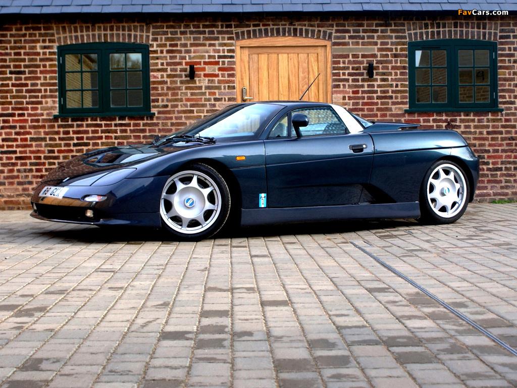 De Tomaso Guara Coupe 1994–2004 photos (1024 x 768)