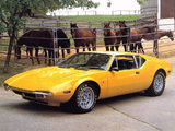 De Tomaso Pantera 1971–72 photos