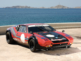 Photos of De Tomaso Pantera Gr. 4 1972–73