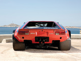 De Tomaso Pantera Gr. 4 1972–73 wallpapers