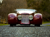 Pictures of Deco Rides Boattail Speedster