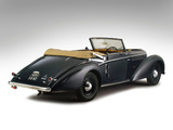 Delage D6-70 Cabriolet by Guillore 1938 wallpapers
