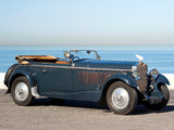 Delage D8 4-seater Sports Tourer by Chapron 1931 wallpapers