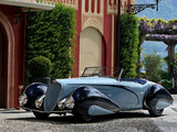 Delahaye 135 M Cabriolet by Figoni & Falaschi 1937 wallpapers