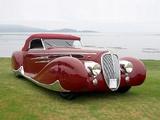 Delahaye 165 Cabriolet by Figoni & Falaschi 1938– images