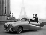 Delahaye 175S Aerodynamic Coupe by Figoni & Falaschi 1947 wallpapers