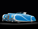 Delahaye 175S Roadster by Saoutchik 1949 wallpapers