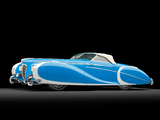 Pictures of Delahaye 175S Roadster by Saoutchik 1949
