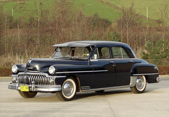 Images Of Desoto Custom 4 Door Sedan 1950
