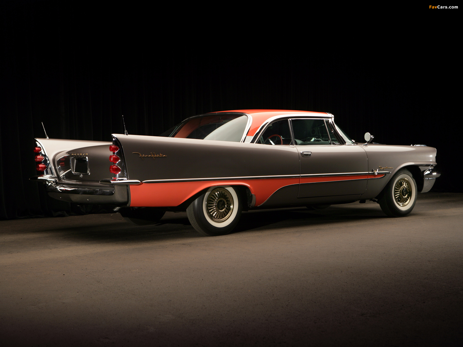 Images Of Desoto Fireflite 2 Door Hardtop 1957 1600x1200