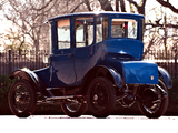 Pictures of Detroit Electric Brougham 1915
