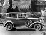 DeVaux 80 Custom Sedan 1931–32 wallpapers