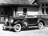 Images of DeVaux 80 Custom Convertible Coupe 1931–32
