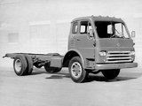 Pictures of Diamond T Tiltcab (534CG) 1954–
