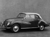 DKW 3=6 Sonderklasse Limousine Spezial (F91) 1953–55 images