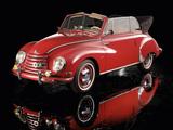 DKW 3=6 Cabrio (F93) 1955–59 images