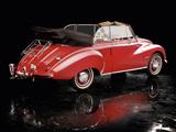 DKW 3=6 Cabrio (F93) 1955–59 photos