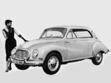 DKW 3=6 Sonderklasse Coupé (F93) 1955–59 pictures