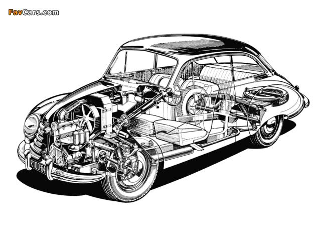 Images of DKW 3=6 Sonderklasse Limousine Spezial (F91) 1953–55 (640 x 480)